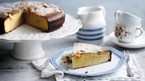 BBC Food - Recipes - Gluten-free apple and almond cake