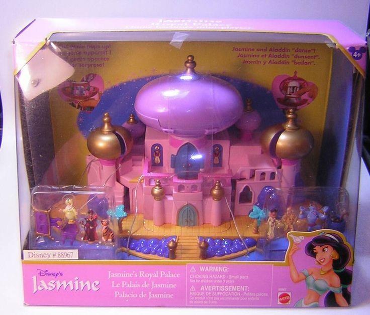 Disney S Aladdin Sultan S Palace Tiny Collection Disney