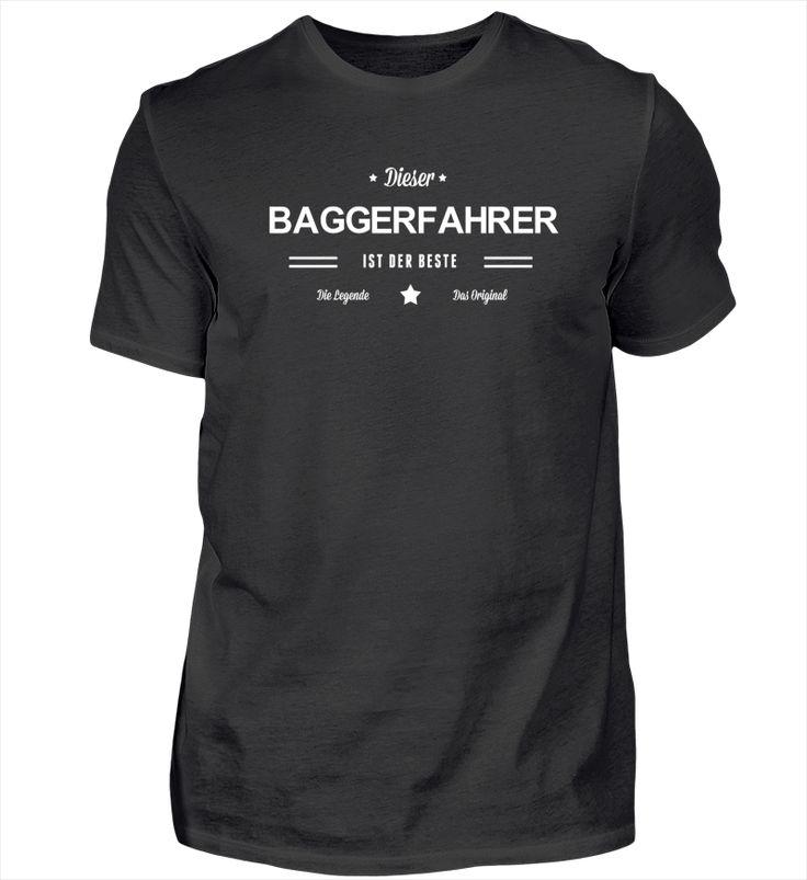 Bester Baggerfahrer