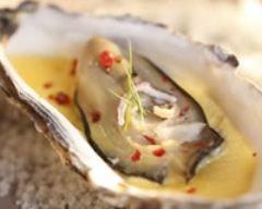 Huîtres au champagne (facile, rapide) - Une recette CuisineAZ