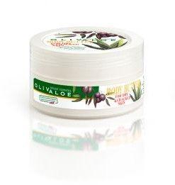 olivaloe body butter for dry skin