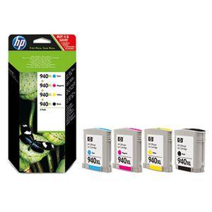 HP Ink Cartridge – Combo; 940XL