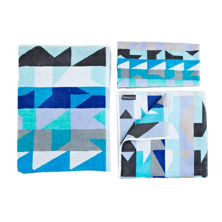 top3 by design - Ninnho - wren bath sheet 100x150cm
