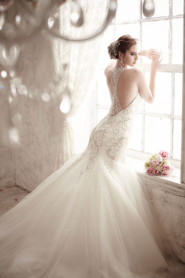 185 best Christina Wu Brides 2017 Collection images on Pinterest ...