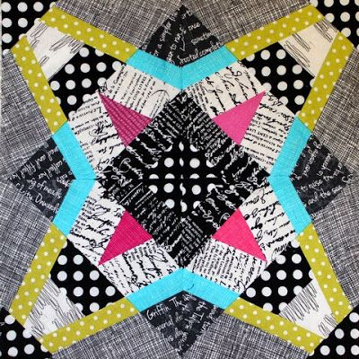 Want it, Need it, Quilt!: Aus Bee Block