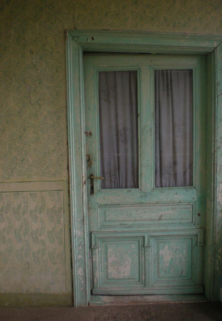 oldtime door