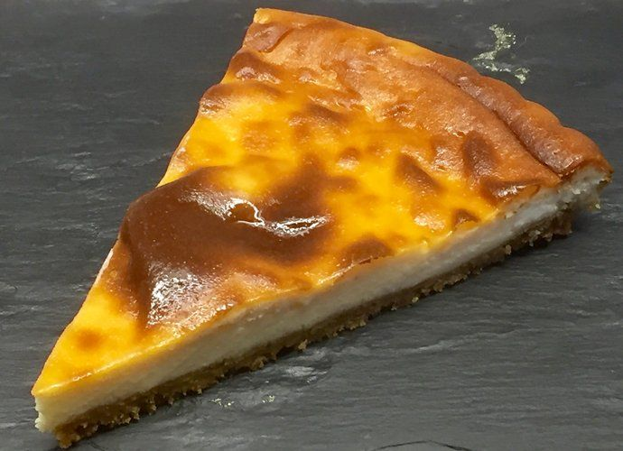Tarta de queso philadelphia (al horno) para #Mycook http://www.mycook.es/cocina/receta/tarta-de-queso-philadelphia-al-horno
