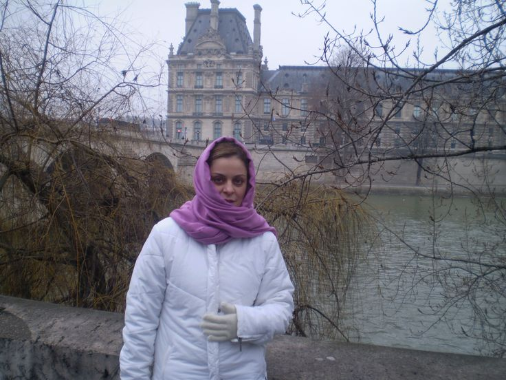 Baby its cold outside!Paris 2010!!
