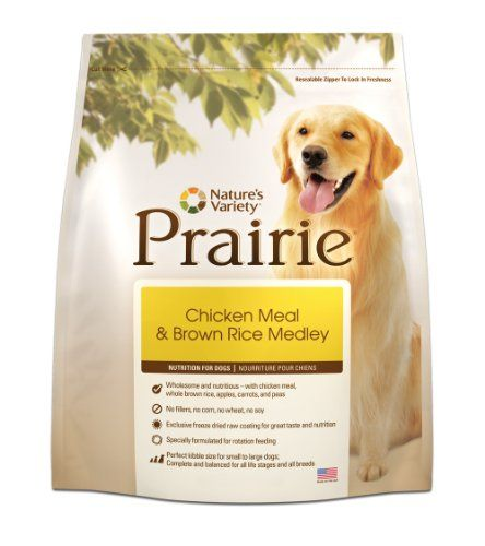 Nature S Variety Prairie Dog Food Recall