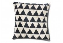 JOYN Navy Triangle Pillow Cover | TOMS.com #marketplace