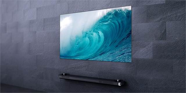 LG SIGNATURE OLED TV w - 4K HDR SMART TV - 77 CLASS (76.7 diag) Must See  #KCvNE #Chiefs #Patriots #TomBrady #TNF #FitnessFriday #TNfootball #AlexSmith #Tech #iphone8 #iPhone8Plus #Technology #LGTV #LG #iPhoneEvent #Trending #Android #TVs #4KTV #Fitness #Travel