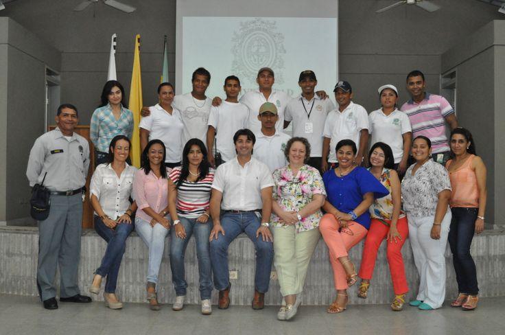 Presencia en las Sedes y Seccionales. Fotografía Seccional Bajo Cauca