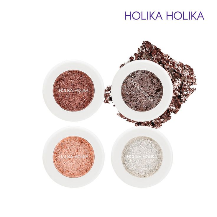 [Holika Holika] Piece Matching Shadow (Foil) 2g 4Colors / Korean Cosmetic #HolikaHolika