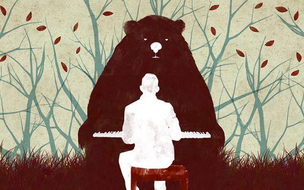 200 ilustraciones de música - Yorokobu