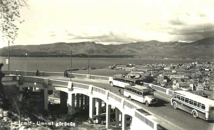 VARYANT İZMİR 1950 ler