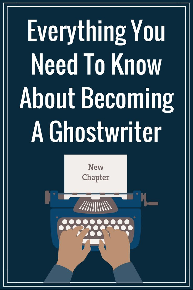 Steady clients. Solid Pay. Is ghostwriting a good option for freelance writers? http://sparkwrite.io/how-to-become-a-ghostwriter/