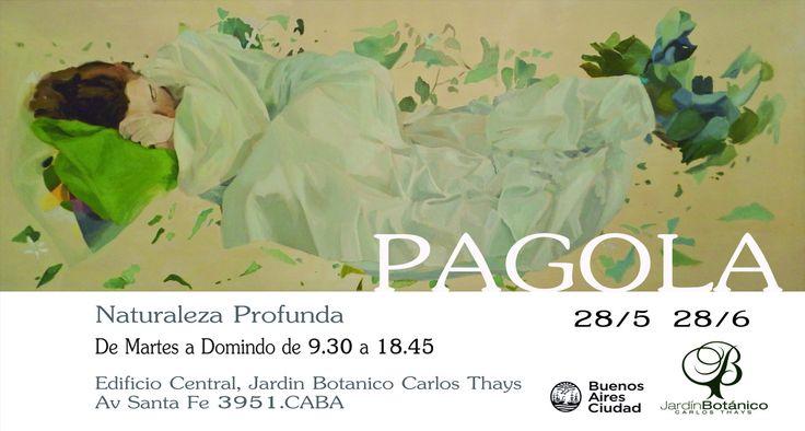 Voy a estar exponiendo desde el 28 de Mayo hasta el 28 de Junio en el Jardin Botanico Carlos Thays, Capital Federal, Buenos Aires. ¡Vengan a saludar! —— I will be having an art exhibit from the 28 of May to the 28 of June, at the Botanical Garden...