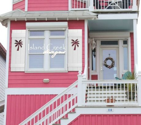 Board and Batten Decorative Shutters... http://www.completely-coastal.com/2011/08/decorative-wood-window-shutters-with.html Palm tree cutouts, sailboats, anchors and many more!
