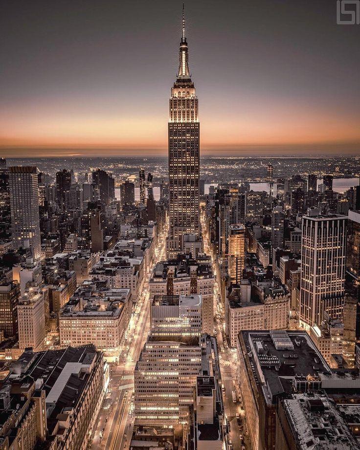Empire State Building by Paul Seibert @pseibertphoto