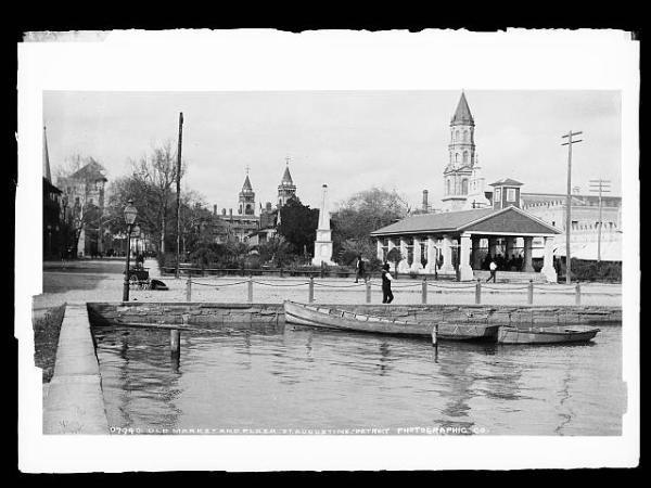 William Henry Jackson Photographer St. Augustine, Florida