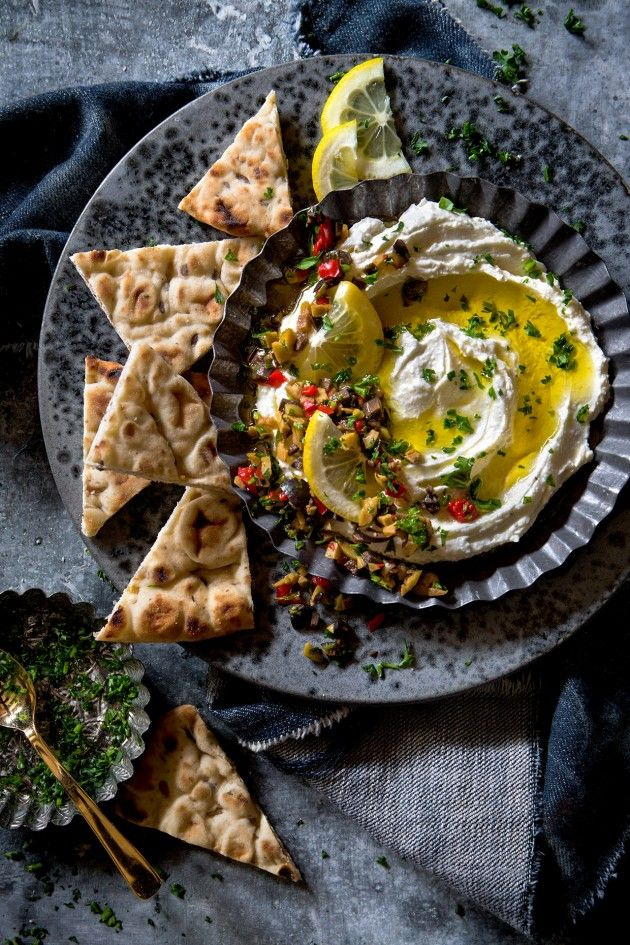 Creamy Feta Dip | Bakers Royale