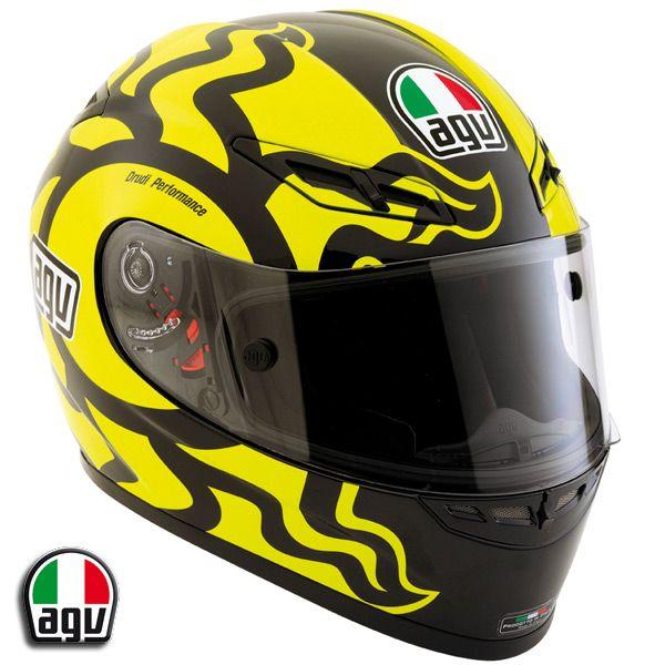 AGV GP-Tech Rossi Limited Editon Winter Test Helmet