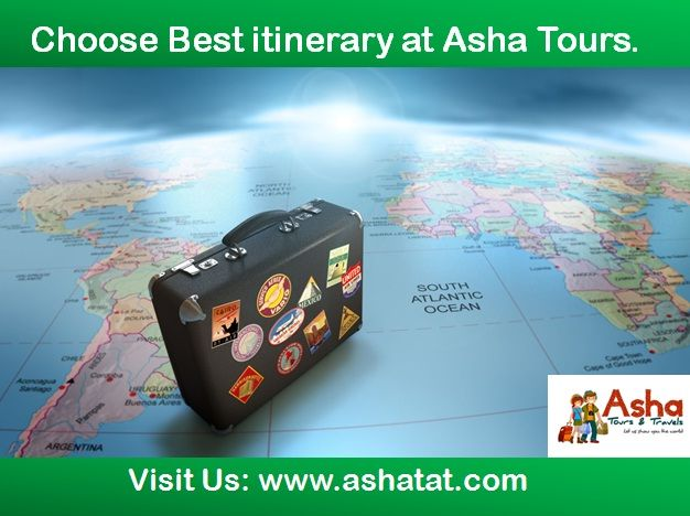 Choose Best itinerary at Asha Tours. All Inclusive Packages, Book Now! Best Deals Guaranteed. Special Online Discounts.  Call us for more details: 09833477689/09920033687 & Email us at info@ashatat.com, sales@ashatat.com. Visit us at: www.ashatat.com #Asha #Tours #Travels #Best #Itinerary #Packages #Deals #Guaranteed #Special #Online #Discounts