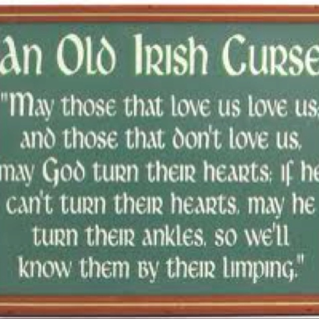121 Best Images About Luck O The Irish On Pinterest