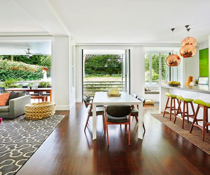 Once stuck in the 1960s, this Sydney bungalow is now a modern and spacious home with personality plus.