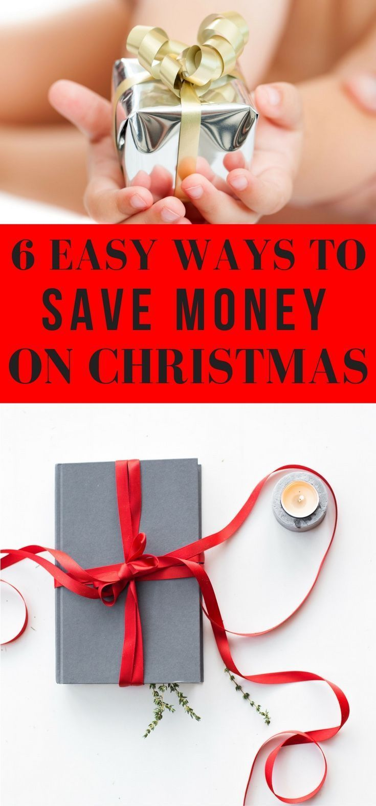 Saving money during the holidays is possible! I'm sharing the best tips and tricks that will save you money at Christmas! You don't have to go into debt or over budget this holiday season. Read how you can save money on everything on your Christmas list today!