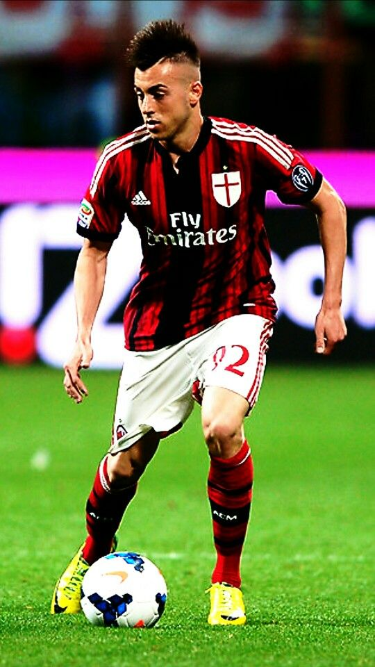 Stephan El Shaarawy - AC Milan - 2014/2015 love him