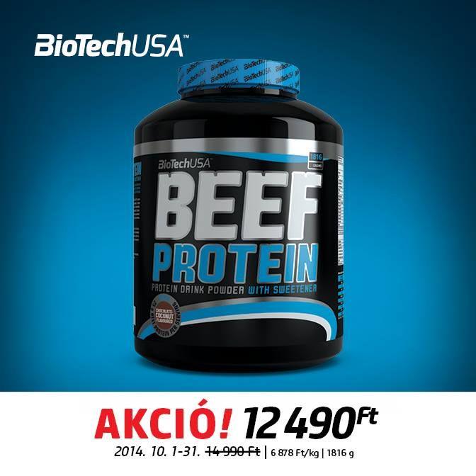 #beefprotein #Allee #BioTechUSA #healt #fit