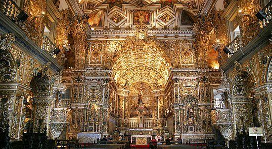 Arquitetura e o Sagrado: Igrejas antigas: arquitetura fiel à tradição bíblica e canônica.