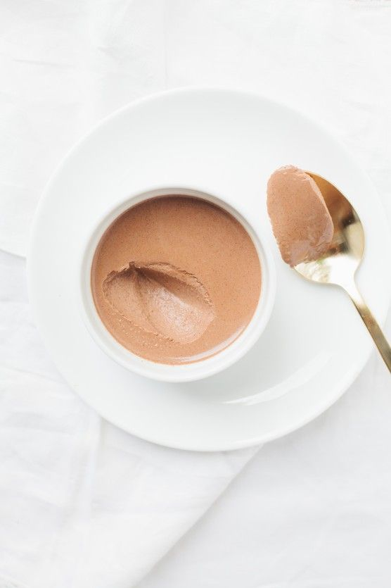 chocolate panna cotta with blackberry caramel | not without salt
