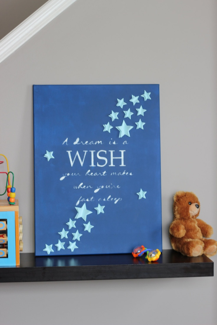 Disney Nursery Wall Decor : Best images about quotes for the walls on