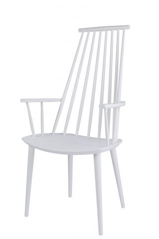 J110 Chair designed by Poul M. Volther. Part of HAY's 2011 relaunch of the Danish furniture classics originally made for FDB (The Danish Consumers'Co-operative Society).