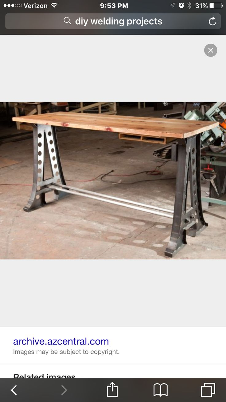 stunning home welding projects plans. Awesome work bench  96 best Metal Woodworking and Welding Project Ideas images on