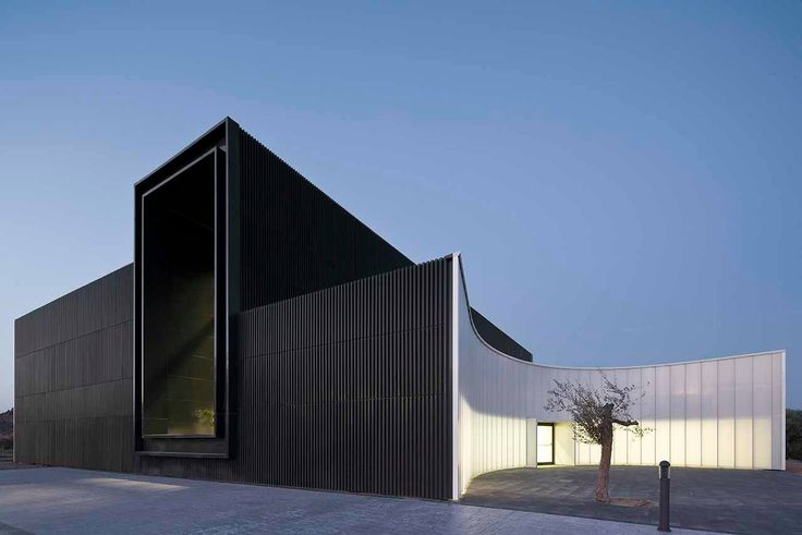 Building of the day - Museum of Energy Plaça Imperial Tarraco, Tarragona, Spain by Arquitecturia http://www.archdaily.com/164452/museum-of-energy-arquitecturia