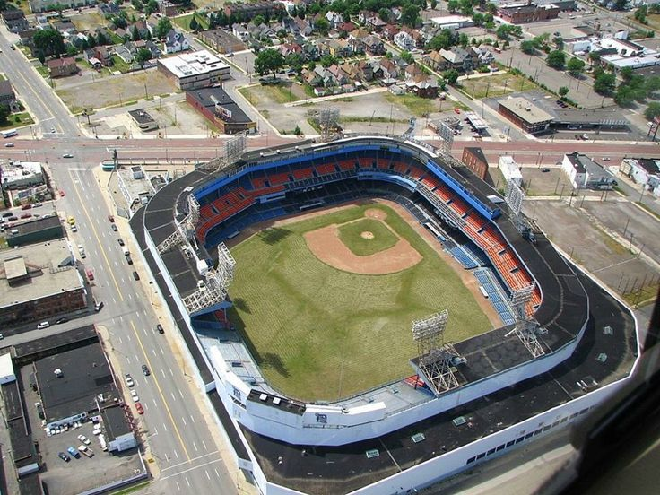 Detroit's Tiger Stadium