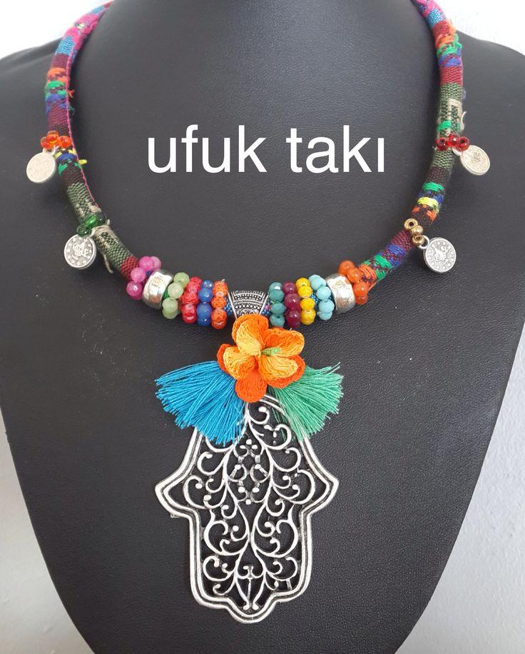 Otantik kolye/necklace