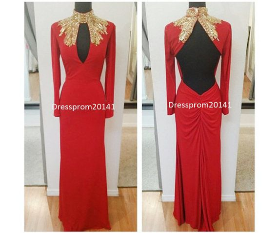 Red prom dresses,Party dresses,Women dress  red prom dressesBridal gownsMother's by DressProm20141 on Etsy, $146.00