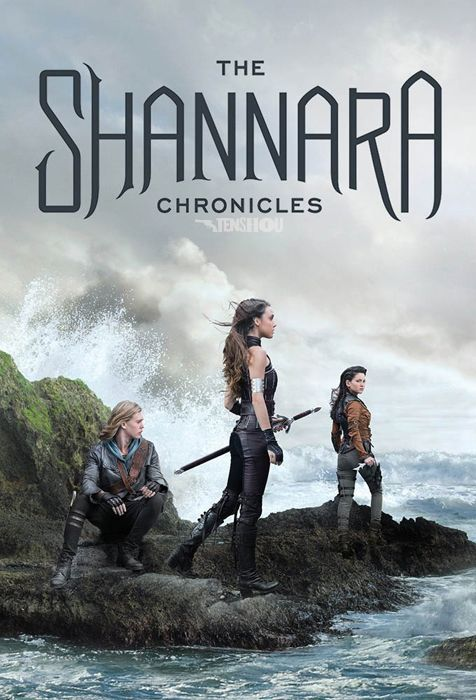 Las Cronicas De Shannara T1 [MicroHD 720p WEB-DL][Castellano][600mb][01/10][MULTI]