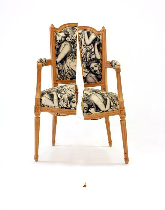 Joan Brossa - Galería Miguel Marcos, David, 1997