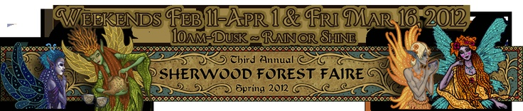 Sherwood Forest Faire is an awesome renaissance experience located between McDade and Paige on 290 just about 35 miles from Austin. They have a nice campground, too.