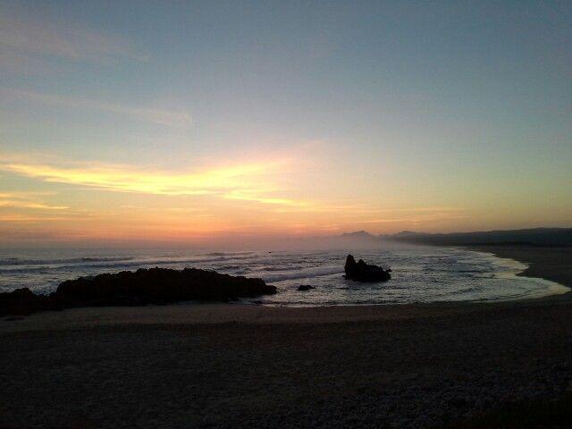 Sunset in Buffels Bay