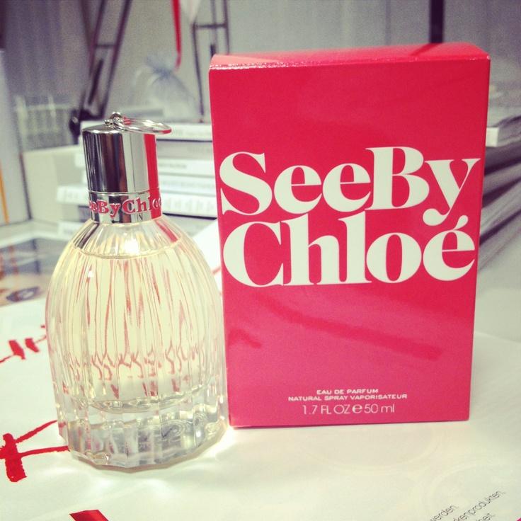"""Habt Ihr schon von dem neuesten Duft von Chloé """"See by Chloé"""" gehört? Wir durften ihn schon mal ausprobieren und sind total begeistert! ♥"""