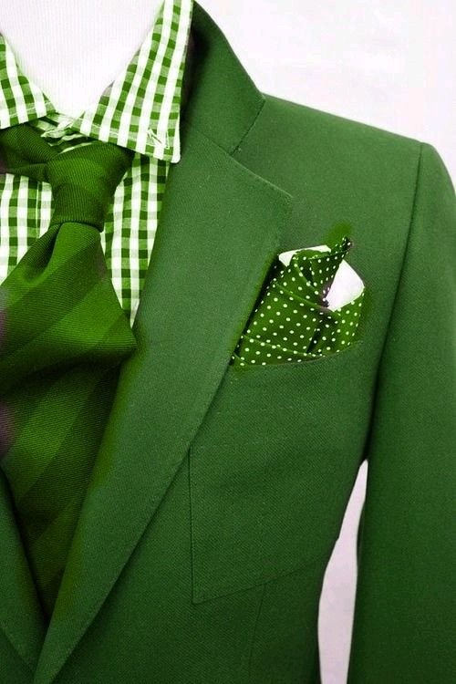 Green - MENS FASHION STYLE NET: Men's Style Guide Tips And Men's Fashion - http://mensfashion-style.net
