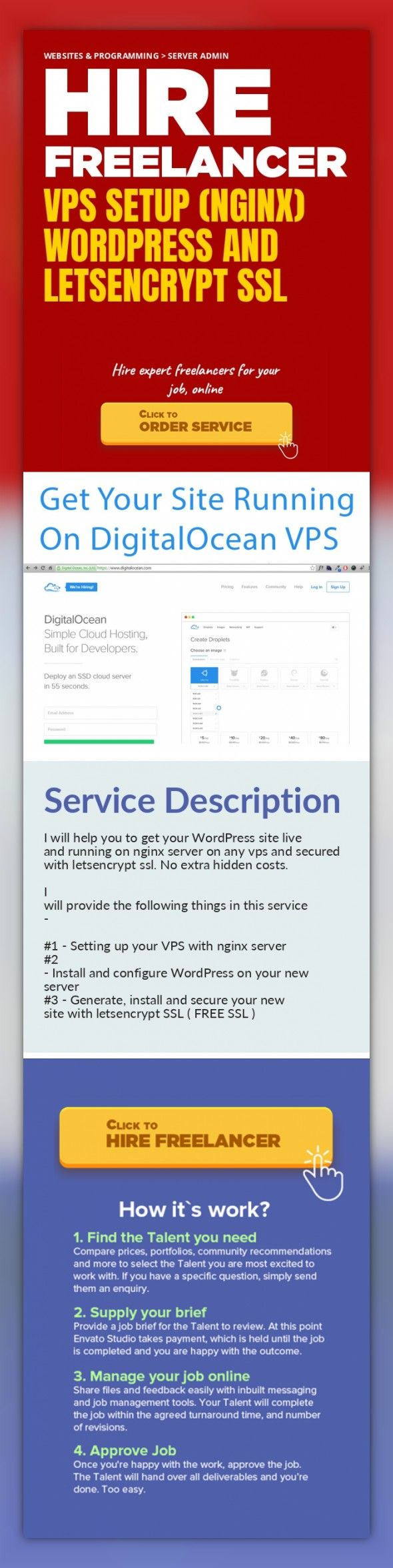 Best 25 ssl security ideas on pinterest fitness band 3 general vps setup nginx wordpress and letsencrypt ssl websites programming server admin i will help you to get your wordpress site live and running on nginx 1betcityfo Image collections