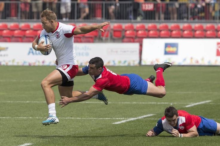 Men's Rugby Sevens - Canada - Chile