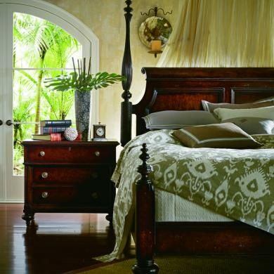 : Tropical British Colonial Interiors